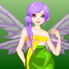 Forest Angel Dress Up Games