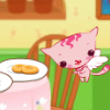 Cat Angel Cookie Rescue Games