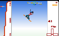 Stunt Snowboard