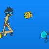 Giochi Pescatore palombaro