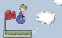 Saltar sobre nuvens 2