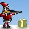 Verärgerter Weihnachtsmann. Spiele