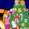 Schmücke den Weihnachtsbaum Spiele