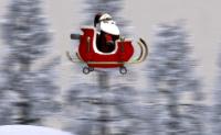 Kerstman Vuren