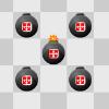 Bomb Chain Games