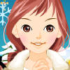 Jocuri Winter Girl Make Up 4