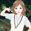 Jocuri School Uniform Dress Up 2