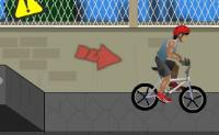 BMX Bicicleta Acrobática