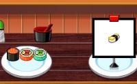 Serving Sushi