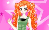 Ginger Star Dress Up