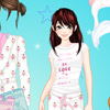 Pyjama Girl Dress up