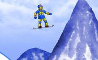 Snowboard fahren 8