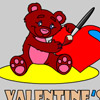 Valentine Coloring Games