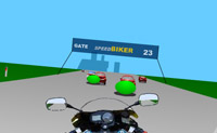 Moto de Velocidad