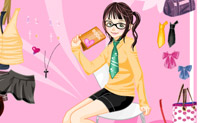 School Uniform Dress Up 3