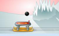 Bomb trampoline