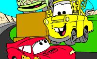 Cars Kleuren