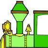 Locomotief Kleuren Spelletjes
