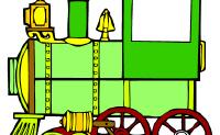 Locomotief Kleuren