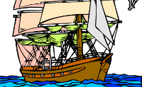Zeilschip Kleuren