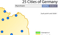 25 Cities Germany