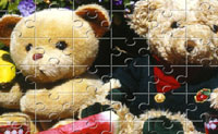 Puzzle degli orsacchiotti