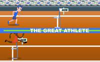 Bieg na 110 m przez płotki 2