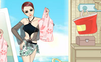 Beach Dress Up 3