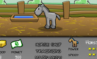 Entraînement de chevaux