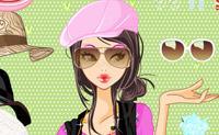 Vestir muchacha cariñosa 6