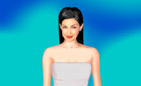 Ashley Judd Dress Up 2