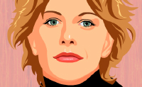 Make-up Meg Ryan