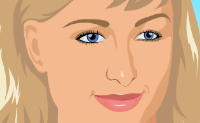 Make-up Paris Hilton