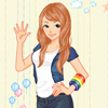 Dress Up Beautiful Girl 2 Games