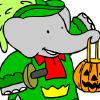 Online Halloween Kleuren 1 Spelletjes