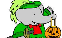Online Halloween Kleuren 1