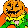 Online Halloween Kleuren 2 Spelletjes