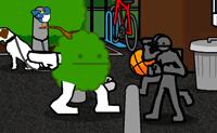 Straatgevecht 3
