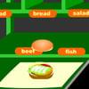 Jeux Au fast food 4