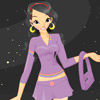 Space Girl Dress Up Games