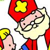 Malvorlagen Sankt Nikolaus 2
