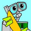 Wall-E Kleuren Spelletjes