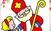 Sinterklaas Kleuren 2