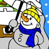 Winter Coloring 2 Games