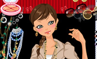 Vestir muchacha cariñosa 7