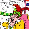 Jeux Coloriage Carnaval