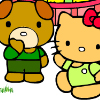 Jeux Coloriage Hello Kitty