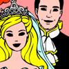 Jeux Coloriage Le mariage 2