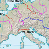 Rivers of Europe Games