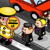 Crossing Patrol Games